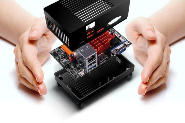 ECS planuje wypuścić nowy, podobny do NUC komputer LIVA Ultra-Compact. Nowe miniPC mają procesory Intel Core 10 generacji.