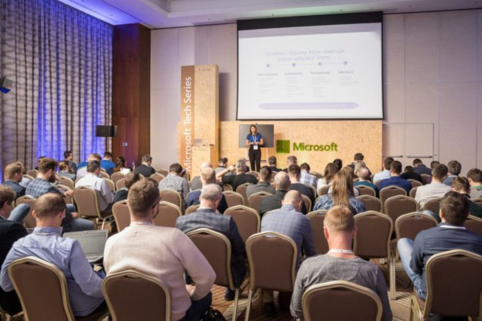 Wielki głód specjalistycznej wiedzy technologicznej na polskim rynku IT. Co potwierdza zainteresowanie i pokaźna frekwencja na konferencji dla specjalistów IT Microsoft Tech Series.