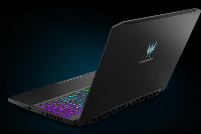 Acer Predator Triton 300 trafił do sprzedaży w Polsce. Najtańszy przedstawiciel serii Predator to świetny przykład dużych możliwości, które drzemią nawet w niedrogich laptopach dla graczy.