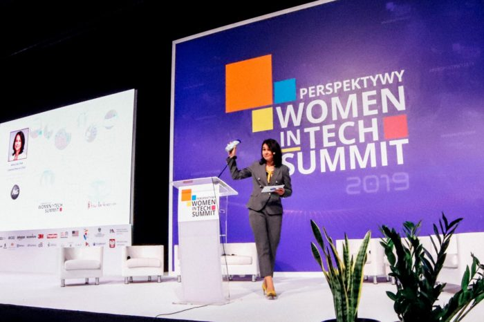 Women In Tech Summit 2019 - Firma Procter & Gamble, partnerem największej, tegorocznej konferencji technologicznej dla kobiet w Europie.