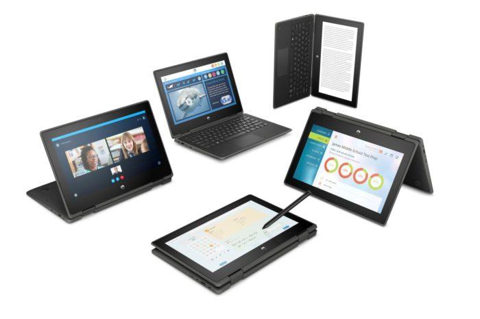 HP ProBook x360 11 G5 Education Edition - HP wprowadzi w 2020 roku nowy model laptopa konwertowalnego dla sektora edukacyjnego.
