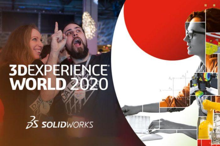3DEXPERIENCE World – twórz jutro już dzisiaj! Coroczne światowe spotkanie skupiające ekspertów i użytkowników SOLIDWORKS, na żywo od 10 lutego.