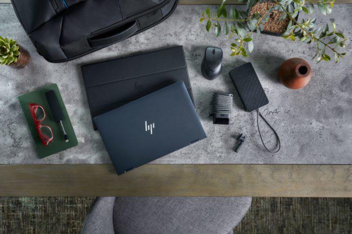 CES 2020: HP Elite Dragonfly teraz z modemem 5G, a nowy Spectre x360 15 z procesorami Intel Core 10 generacji ma pracować nawet 17 godzin na baterii.