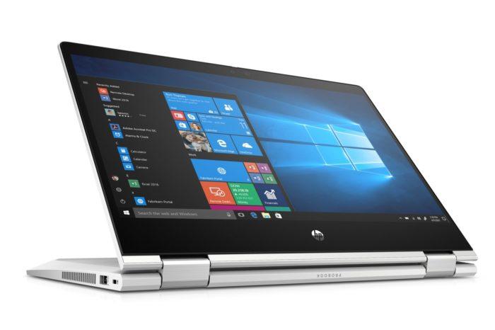 HP zaprezentowało nowego, konwertowalnego HP ProBook x360 435 G7, umożliwiającymi swobodną pracę w wymagających warunkach, dedykowanego rozwijającym się firmom oraz instytucjom edukacyjnym.