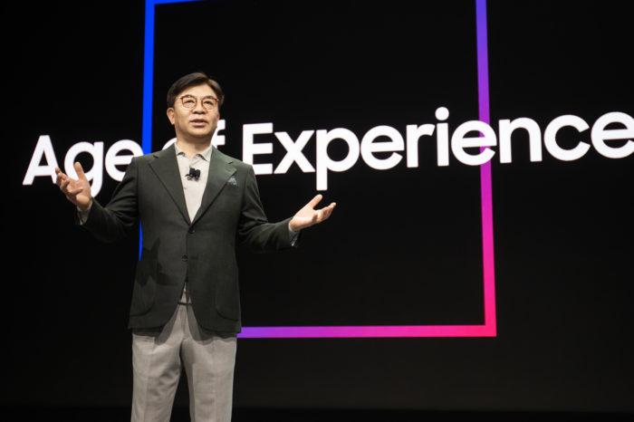"""Samsung podczas CES 2020 zapowiedział nastanie """"Ery Doświadczeń"""", dekady innowacji skupionych na potrzebach ludzi, aby życie stało się wygodniejsze, przyjemniejsze i nabrało znaczenia."""