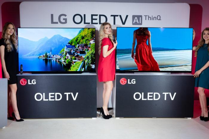 LG Electronics prezentuje najnowszą linię telewizorów OLED oraz NanoCell na rok 2020. Premierowe 14 nowych modeli OLED, w tym inspirowane sztuką serii GX, modeli ZX o rozdzielczości real 8K oraz modeli 4K Ultra HD.