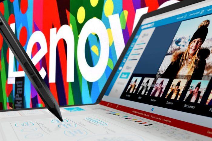 Lenovo podczas CES 2020, zaprezentowało pierwszy na świecie składany komputer PC. Lenovo ThinkPad X1 Fold otwiera nową epokę łącząc w sobie efektywność laptopa z mobilnością smartfona.
