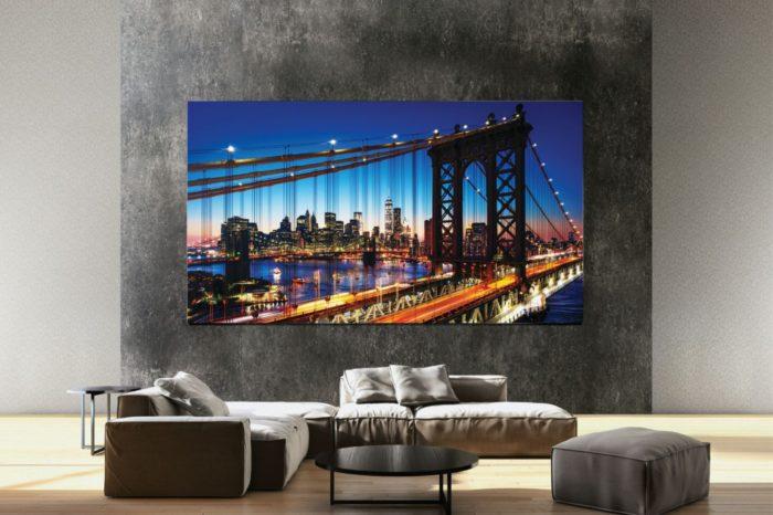 Samsung podczas targów CES 2020w Las Vegas, zaprezentował najnowszą linię telewizorów MicroLED, QLED 8K i lifestyle'owych.