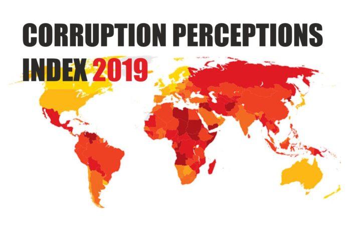 Organizacja Transparency International opublikowała ranking percepcji korupcji, Polska dopiero w czwartej dziesiątce na świecie, w rankingu Corruption Perceptions Index, CPI.