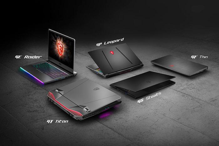 CES 2020: MSI prezentuje nowe laptopy GE66 Raider i GS66 Stealth. Zmiany stylistyczne i wyraźny skok ku większej mobilności laptopów dla graczy.