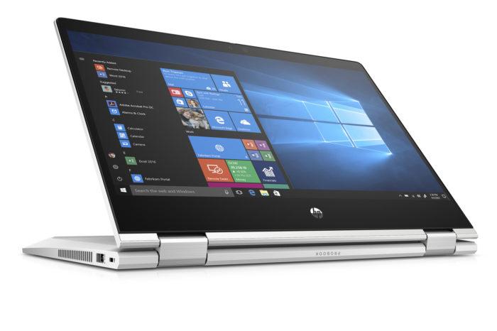 HP szykuje model ProBook x360 435 G7 z procesorami AMD Ryzen 4000. Nowe procesory AMD tym samym trafiają do sprzętu biznesowego.