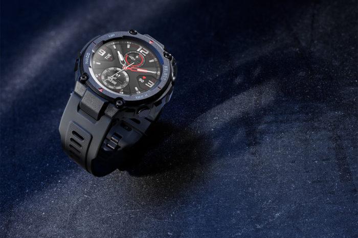 CES 2020: Nowy Amazfit T-Rex to pancerny smartwatch zaprojektowany niczym urządzenie dla wojska.