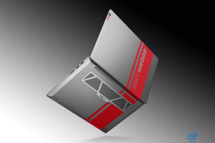 CES 2020: Lenovo Ducati 5 to model laptopa zaprojektowanego we współpracy ze znaną włoską firmą motoryzacyjną.