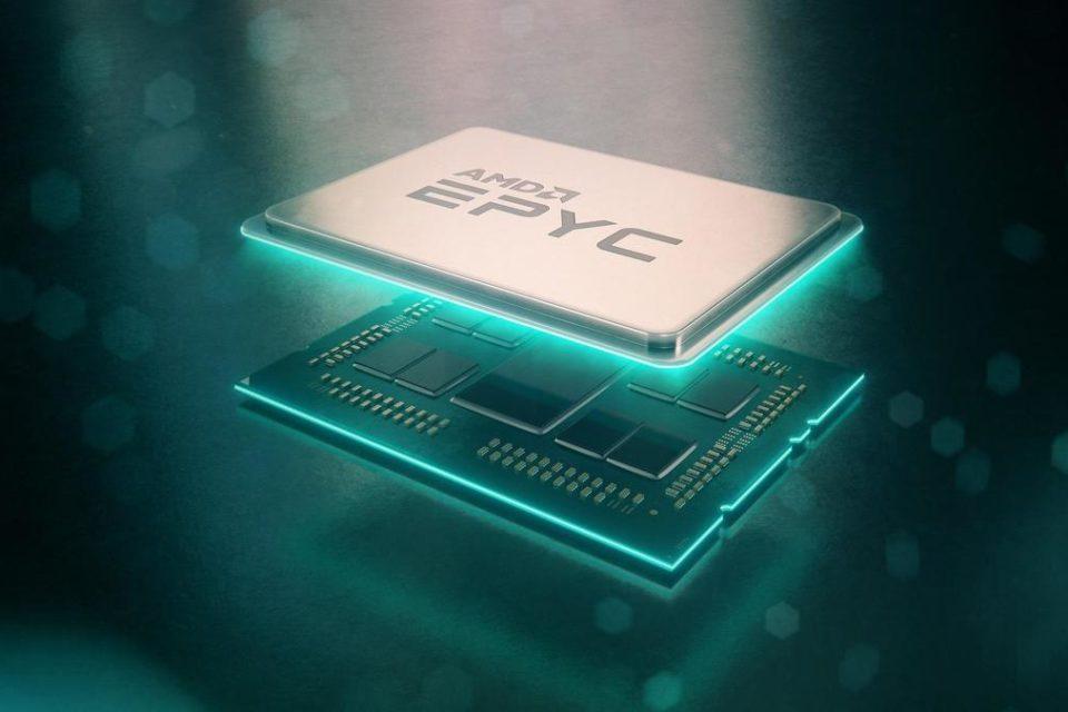 Google ramię w ramię z AMD - firmy ogłosiły, że procesory AMD EPYC™ generacji drugiej będą napędzały rodzinę maszyn wirtualnych Google Cloud N2D.