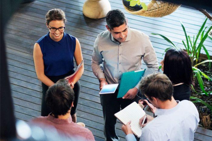 """Brother przedstawia raport """"Miejsce pracy przyszłości"""" prezentujący najważniejsze trendy, które będą kształtować przestrzeń w biurach w najbliższych latach."""