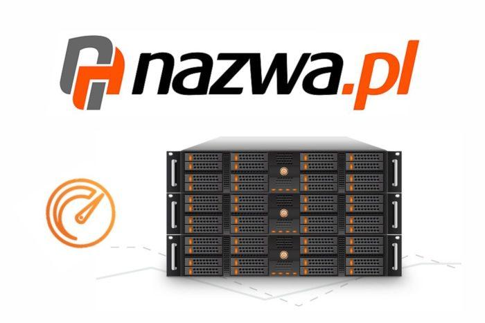 Nazwa.pl zakończyła wymianę serwerów, udostępniając pierwszy w Polsce hosting działający na dyskach Intel Optane i procesorach Intel Xeon, czyniąc hosting najszybszym w Polsce.