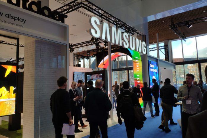 Samsung podczas ISE 2020 zaprezentował wiele nowości z obszaru digital signage: Prawie 15 metrów przekątnej ekranu? Dlaczego nie! Samsung prezentuje ekran The Wall for Business.