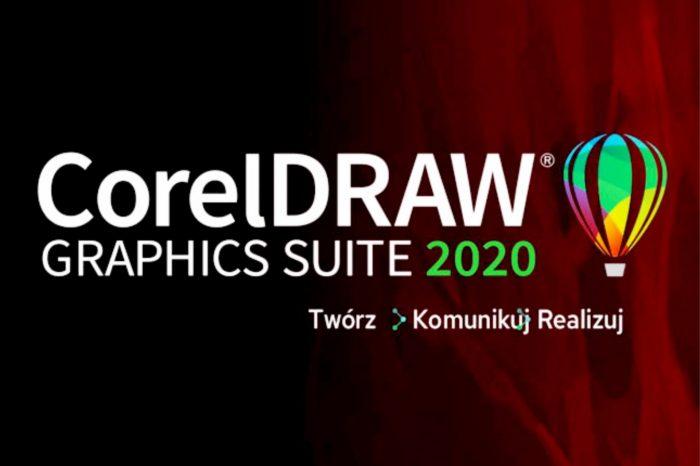 Corel rozszerza swoją linię produktów CorelDRAW 2020, firma przedstawia nowe produkty do projektowania graficznego dla hobbystów i małych firm prowadzonych w domu.