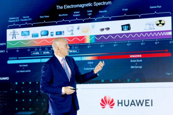 Regulacje zawierające zachęty inwestycyjne dla operatorów, którzy będą budować sieci 5G, powinny być przewidziane przy rozdysponowaniu pasma! Zdaniem Paula Scanlana CTO Huawei CBG.