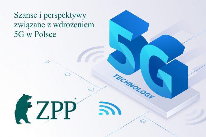 5G ogromną szansą dla polskiej gospodarki. - Sprawdź najwazniejsze wnioski z raportu Związku Przedsiębiorców i Pracodawców dot. szans i perspektyw związanych z wdrożeniem 5G w Polsce.
