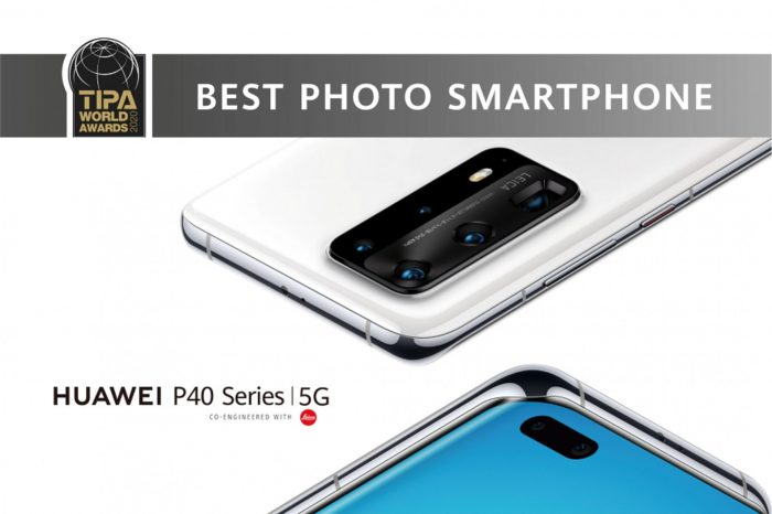 Smartfony z serii Huawei P40 zostały uznane najlepszymi smartfonami fotograficznymi 2020 roku przez międzynarodowe stowarzyszenie wydawców mediów fotograficznych TIPA.