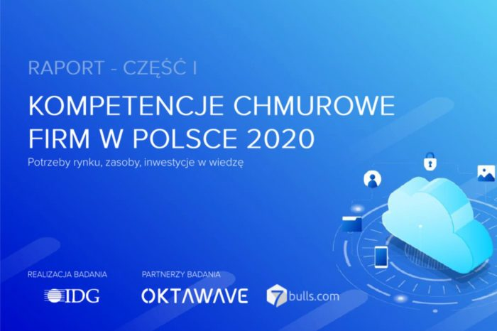 Firmy w Polsce mają duży problem z kompetencjami chmurowymi - wynika z najnowszego raportu IDG. Tak duży deficyt kompetencji chmurowych spowalnia transformację cyfrową w Polsce.