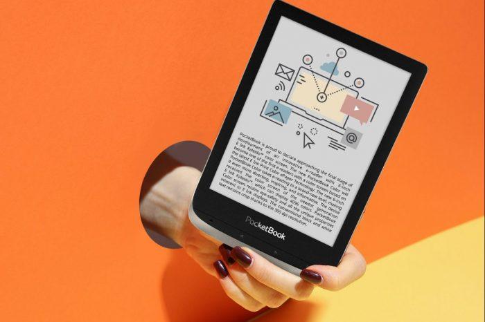 Czytnik ebooków z kolorowym ekranem? PocketBook Color może być przełomem w dziedzinie e-czytelnictwa.