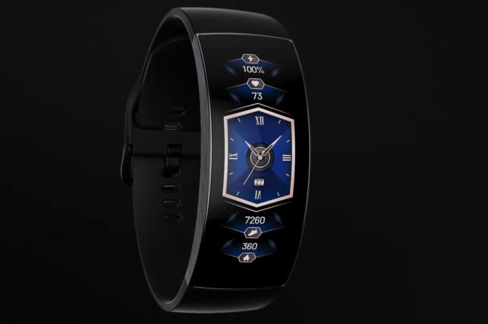 Huami Amazfit X - nowy smartwatch z zakrzywionym wyświetlaczem, trafił na platformę crowdfundingową Indiegogo.
