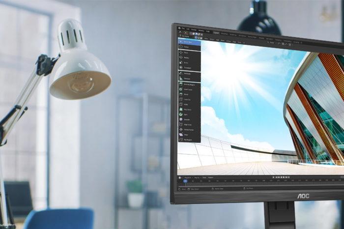 AOC prezentuje aż 10 monitorów dla odbiorców biznesowych z nowej linii P2. Urządzenia wyposażono w szereg przydatnych w codziennym użytkowaniu funkcji.