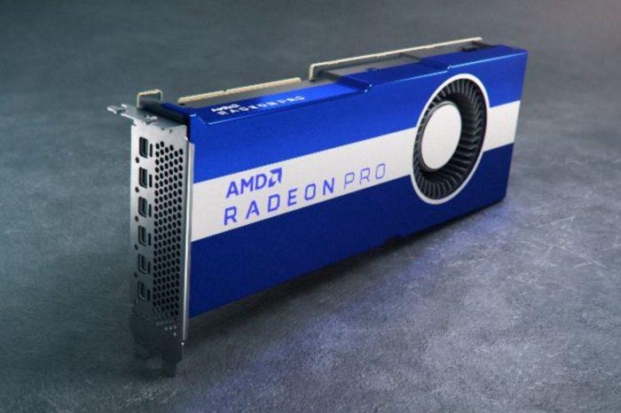 Zdaniem AMD, Radeon Pro VII ma być niedrogą alternatywą dla NVIDIA Quadro RTX 5000, a nawet, w duecie, dla Quadro GV100.