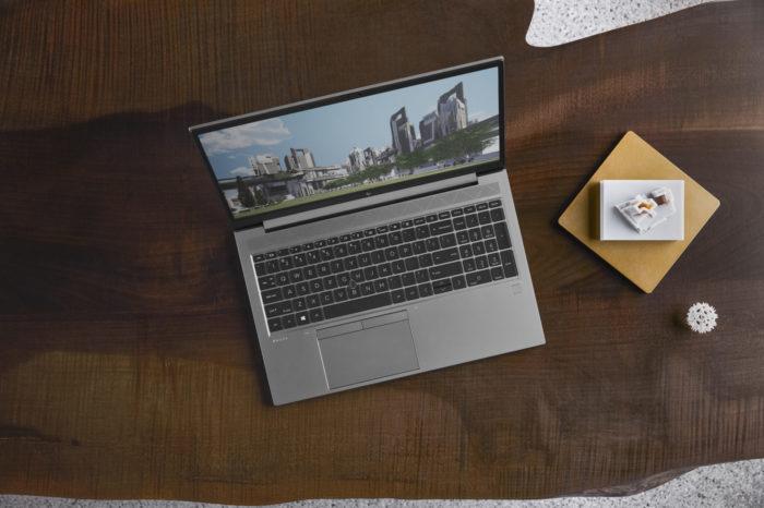 Nowe, lekkie, mobilne stacje robocze HP ZBook Firefly - amerykański producent zmieścił nawet 6-rdzeniowe CPU i kartę graficzną NVIDIA Quadro w laptopie o masie 1,41 kg.