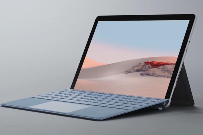 Nowy Microsoft Surface Go 2 to nadal mały i lekki tablet z ambicjami by zastąpić laptopa, chociaż o wyraźnie nowocześniejszym charakterze niż poprzednik.