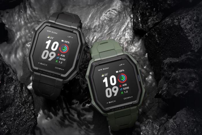 """Xiaomi i Huami ogłaszają premierę nowego, wzmacnianego smartwatcha. Amazfit Ares ma ekran o przekątnej 1,28"""" i waży 48 gramów. Sprzedaż w Chinach startuje 1 czerwca."""