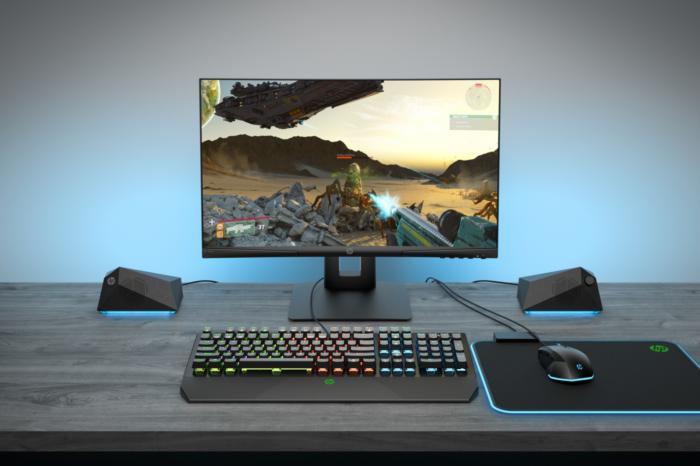 HP rozwija swoje portfolio sprzętu dla graczy nie tylko o komputery i laptopy. Amerykański producent wprowadza nowe myszy, słuchawki, głośniki oraz zakrzywiony monitor gamingowy.