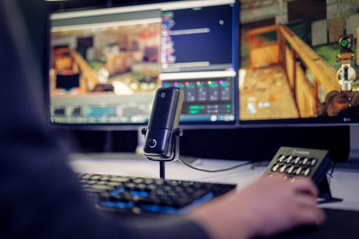 Elgato zaprezentowało nowe, wysokiej klasy mikrofony dla streamerów i YouTuberów - Wave:1 i Wave:3.