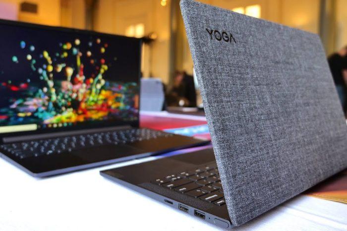Laptop Lenovo Yoga z procesorem Intel Core 11 generacji i kartą graficzną NVIDIA GeForce MX450 pojawił się w najnowszym przecieku.
