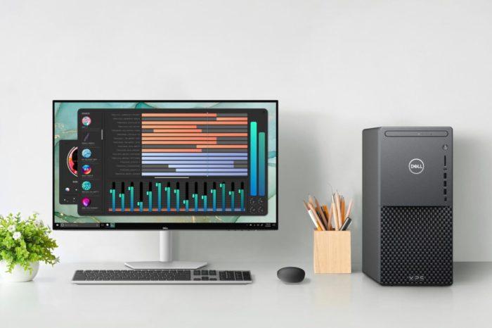 Dell wprowadza nowy komputer stacjonarny z linii XPS z procesorami Intel Comet Lake i dwiema opcjami wyboru karty graficznej.