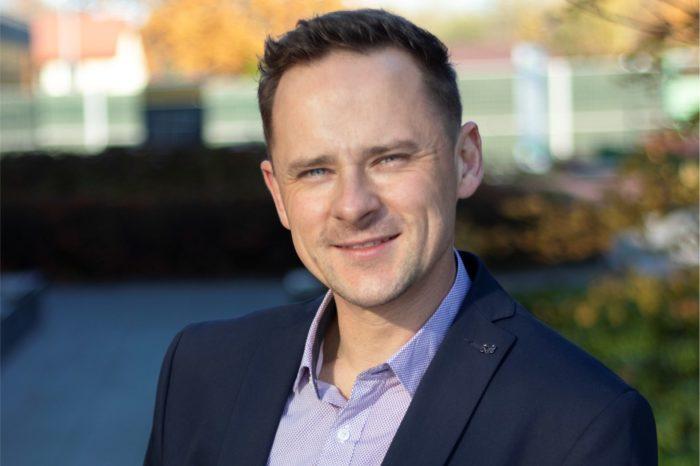 Awans w dziale sprzedaży Sharp Electronics. Grzegorz Maczuga awansował na stanowisko Distribution Sales Manager'a i będzie odpowiedzialny za sprzedaż oraz rozwój sieci dystrybucyjnej w siedmiu krajach eksportowych.