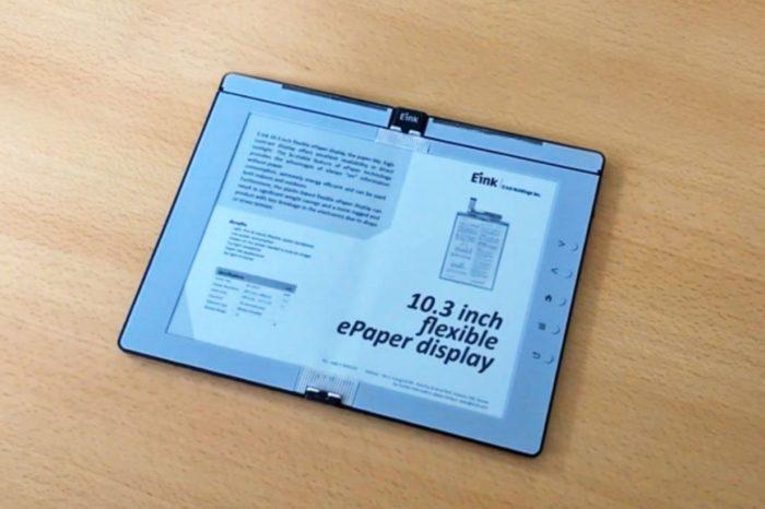 E Ink przedstawił prototyp składanego czytnika ebooków, który obsługuje również rysik. Czyżby rynek czytników czekała rewolucja?