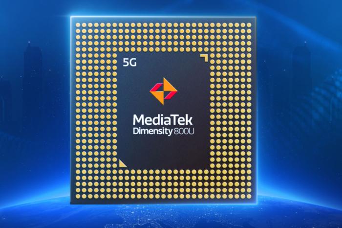 MediaTek zaprezentował nowy SoC dla smartfonów średniego segmentu. Dimensity 800U wykorzystuje m.in. szybkie rdzenie Cortex-A76 i posiada modem 5G.