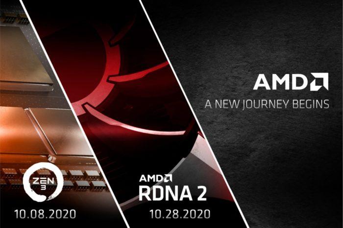 AMD szykuje ekscytującą jesień dla graczy na całym świecie. Już przyszłym miesiącu firma AMD zaprezentuje najnowsze portfolio przełomowych procesorów Zen 3 i kart graficznych RDNA 2.