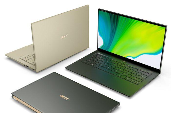 Acer wraz z pojawieniem się procesorów Intel Core 11. generacji z grafiką Intel Iris Xe, ogłosił, że wyposażone w te układy laptopy Swift 5 i Swift 3 wkrótce trafią do sprzedaży, poznaliśmy też ceny!