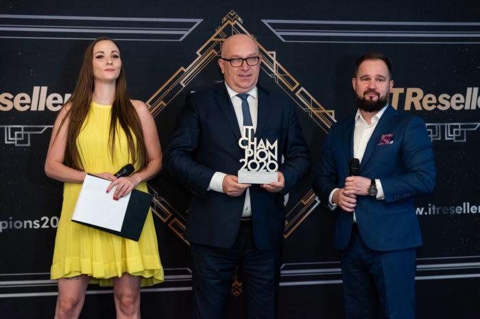 IT Champions 2020 - sylwetki laureatów. Dell Technologies Polska niekwestionowanym liderem w obszarze Cyfrowej Transformacji w Polsce!