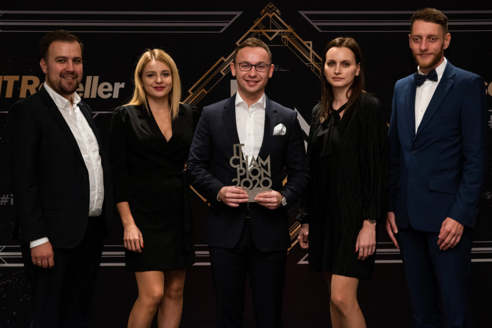 IT Champions 2020 - sylwetki laureatów. Limitless Technologies nagrodzone w kategorii Cloud Data Protection.