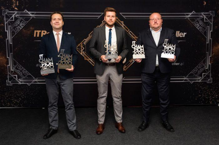 IT Champions 2020 - sylwetki laureatów. Huawei uhonorowany aż pięcioma nagrodami, w tym jednymi z najważniejszych Producent Roku oraz w kategorii Lider Rynku ICT – Telekomunikacja i 5G.
