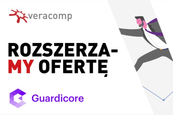 Veracomp dystrybutorem marki Guardicore. Lider dystrybucji VAD rozszerza portfolio o produkty producenta rozwiązań bezpieczeństwa dla nowoczesnych centrów danych, środowisk chmurowych i hybrydowych.