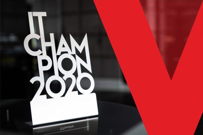"""IT Champions 2020 - sylwetki laureatów. Veracomp bezkonkurencyjnie najlepszym dystrybutorem VAD. Firma zdobyła też statuetkę w kategorii """"Centrum Szkoleń i Edukacji IT"""" za projekty All of Backup oraz All of Security."""