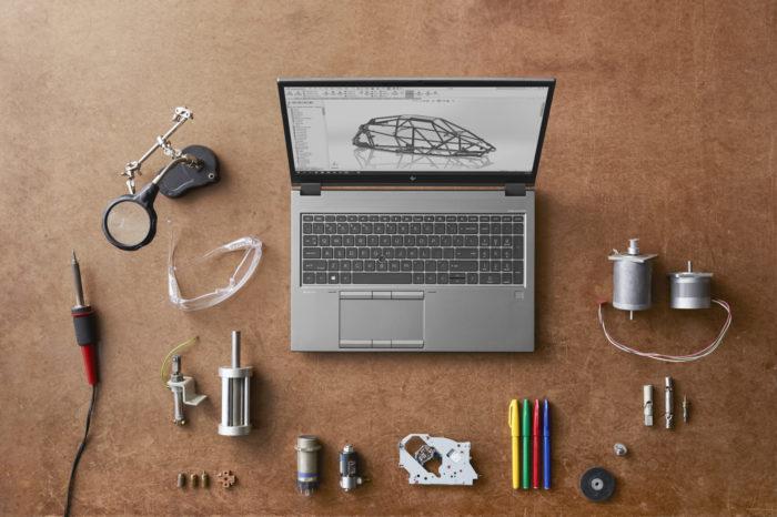 HP aktualizuje linię mobilnych stacji roboczych ZBook o nowe modele ZBook Fury i ZBook Power G7 wyposażone w procesory Intel Comet Lake-H i Xeon 10.generacji