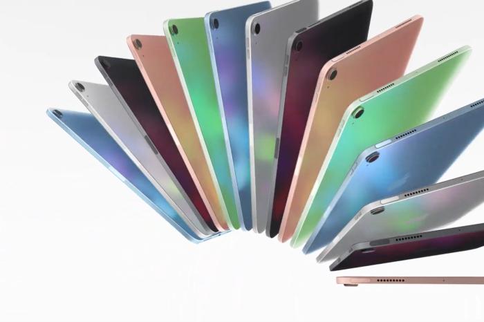 Apple twierdzi, że nowy iPad Air jest szybszy niż typowe laptopy. Ma to być zasługą nowego procesora Apple A14.
