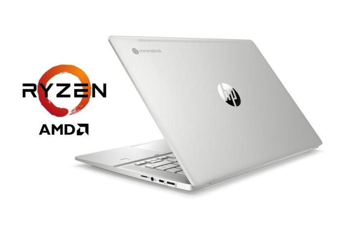 AMD prezentuje nowe procesory dla Chromebooków. Oparte na architekturach Zen i Zen+ układy mają pojawić się w 6 laptopach z Chrome OS jeszcze w tym roku.